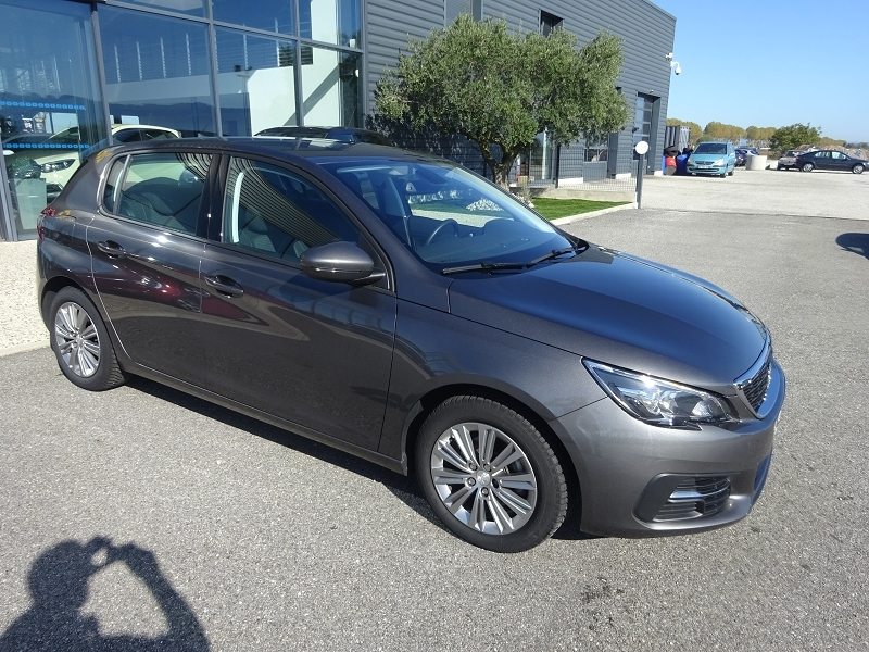 Photo 1 de l'offre de PEUGEOT 308 1.2 PURETECH 130CH E6.C S&S ACTIVE BUSINESS à 18990€ chez 26 Auto