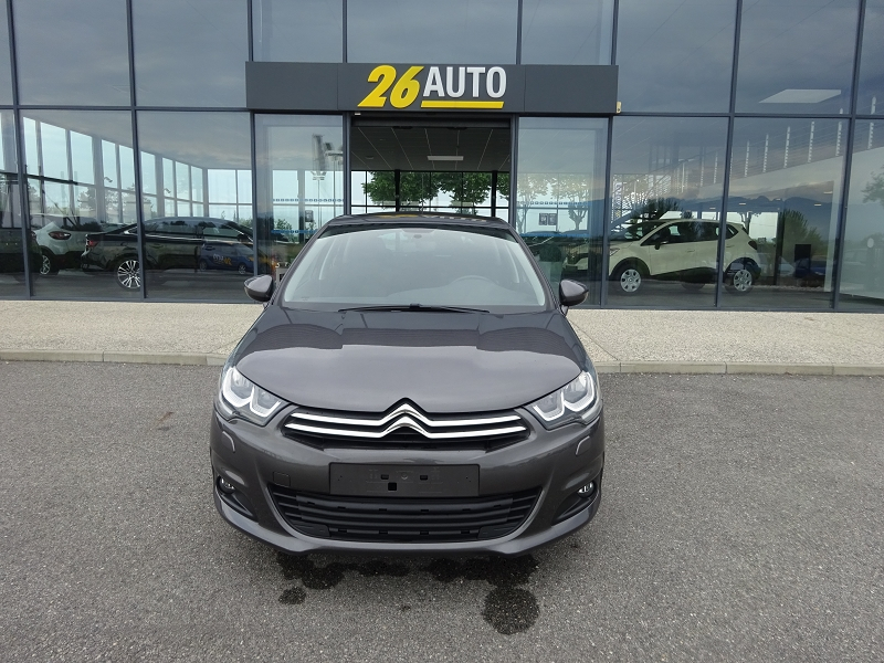 Photo 2 de l'offre de CITROEN C4 BLUEHDI 100CH FEEL à 13590€ chez 26 Auto