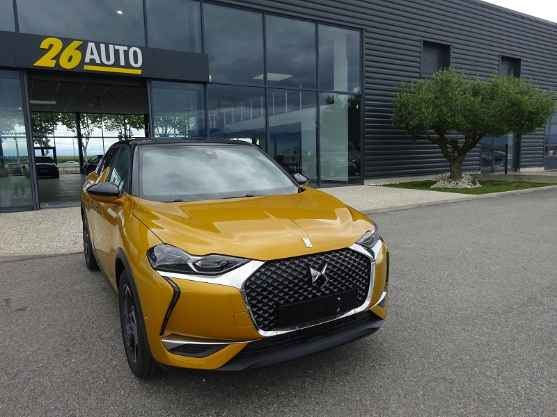 Photo 3 de l'offre de DS DS 3 CROSSBACK PURETECH 155CH GRAND CHIC AUTOMATIQUE 114G à 34990€ chez 26 Auto